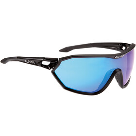 Alpina S-Way CM+ Glasses black matt